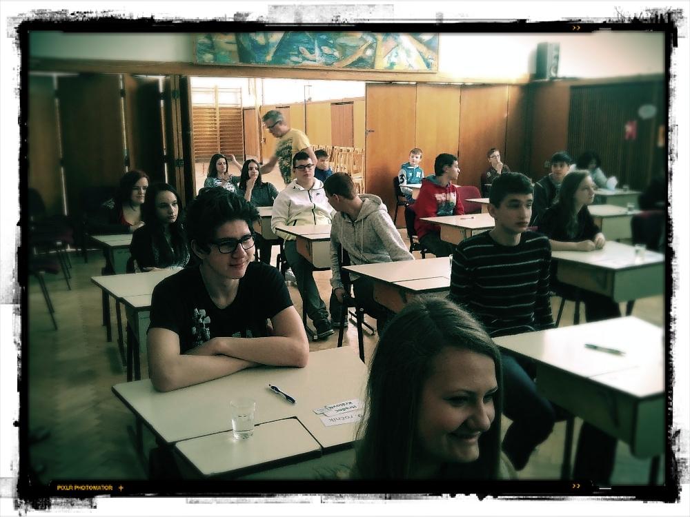 Jazyková soutěž v Bratislavě